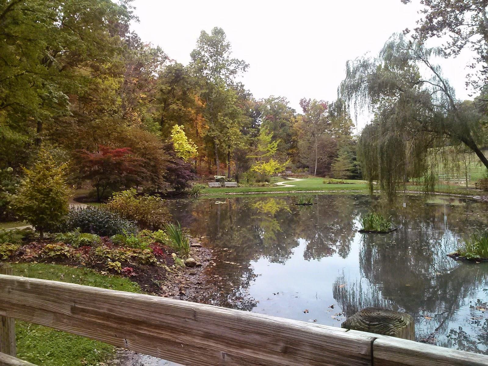 Edith J. Carrier Arboretum and Botanical Gardens in Harrisonburg, Virginia  l  Love.Bake.Read