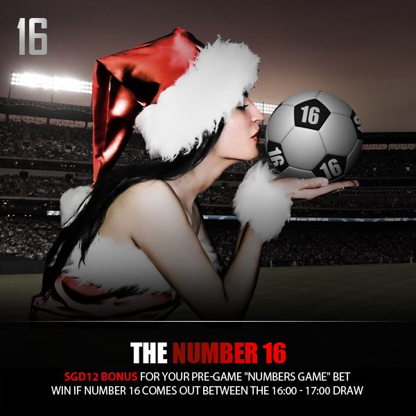 dafabet christmas countdown 2012 never fail to surprise players