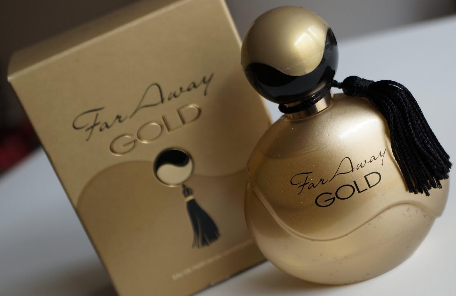 Avon Far Away Gold Parfüm Inceleme Chunlibeauty