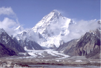 K2 Mountain Pakistan K2 is the World second-highest mountain Beautiful Pictures ...