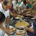 Festa do Bradesco para funcionários do HRJFS em Limoeiro.