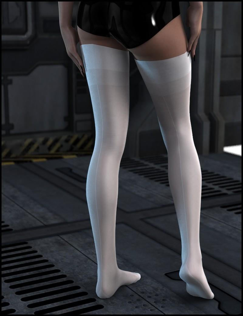 Wicked Stockings Genesis 2 Female(s)