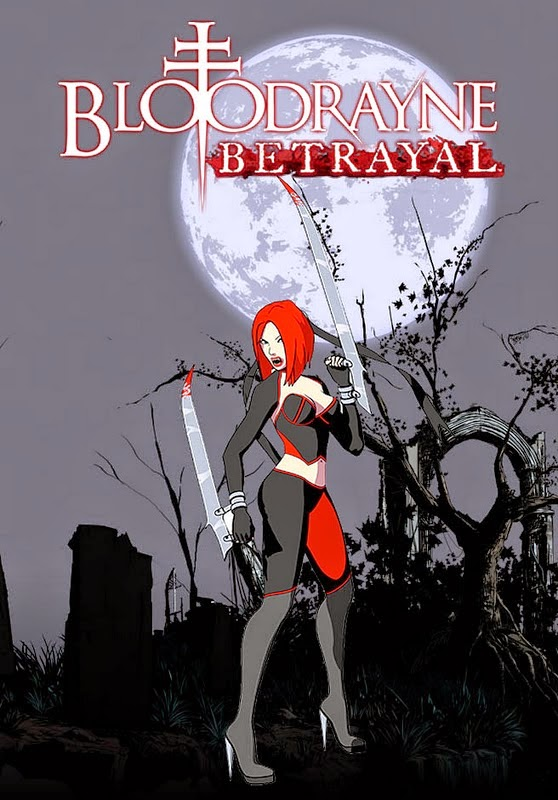 BloodRayne Betrayal PC Free Download