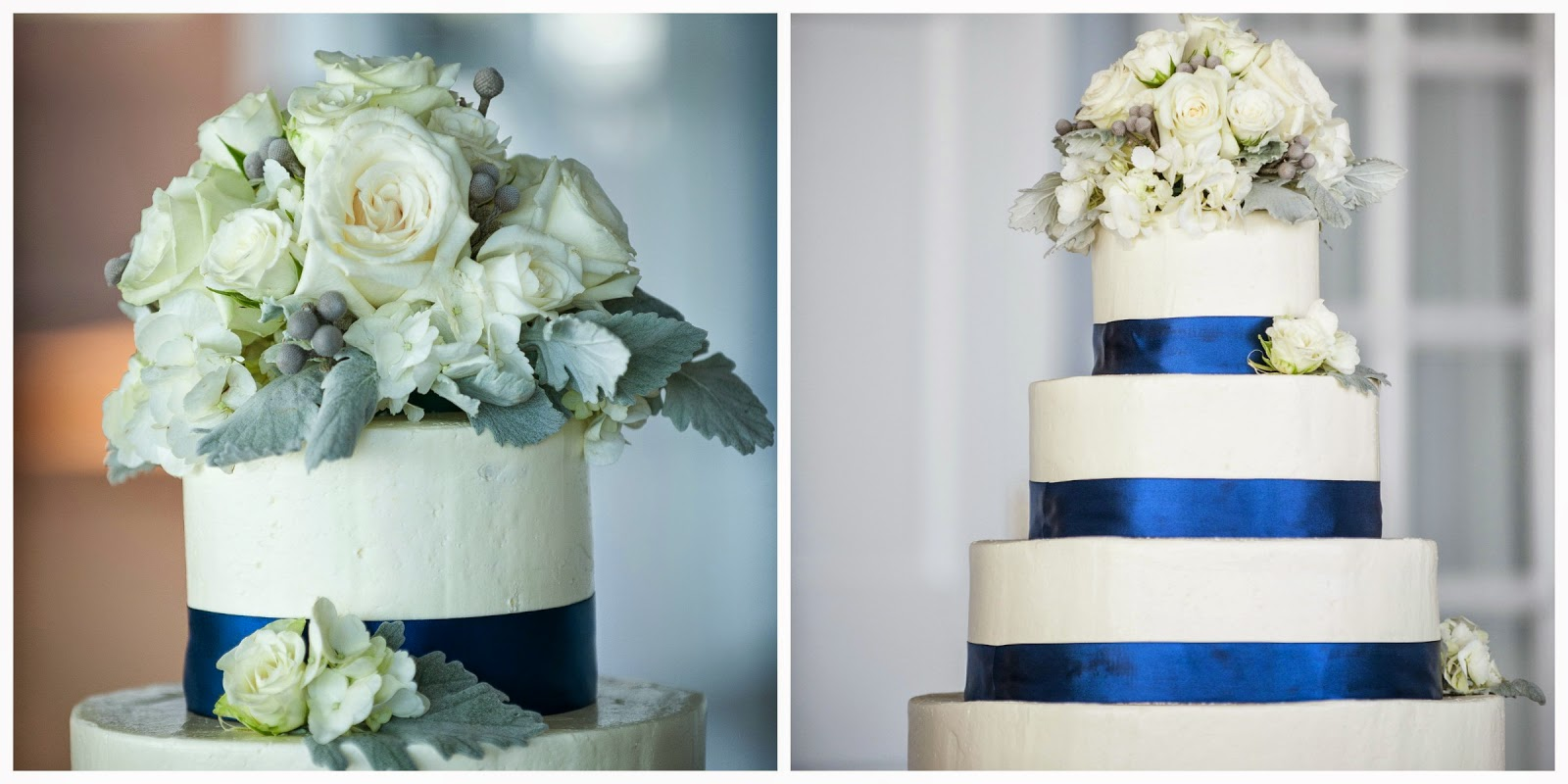 Nautical theme wedding, navy and white wedding