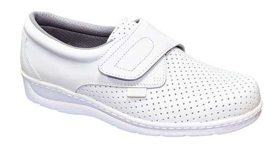 blanco perforado blanco sector sanitarioRefRTL032VIANA sanitarioRefRTL032VIANA Zapato perforado Zapato sector lF3K1JTc