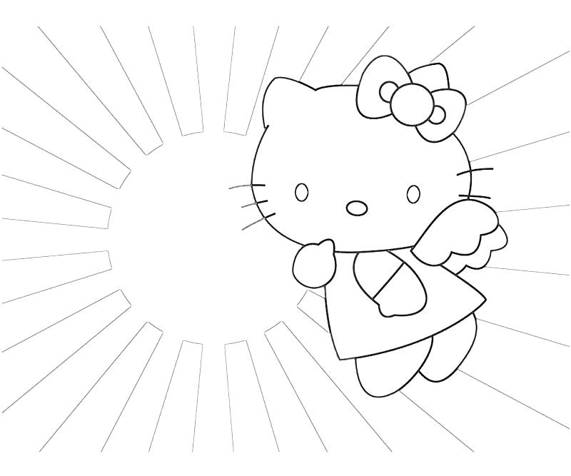 printable-hello-kitty-character_coloring-pages