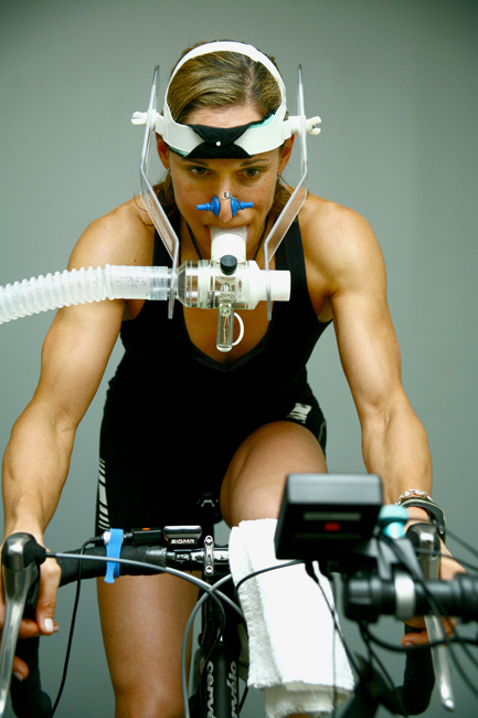 Brickyarders: VO2 max test