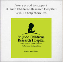 St Jude Helped Me! Please donate!
