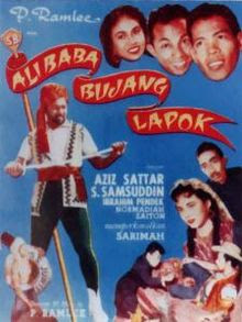 Ali Baba bujang lapok 1960 Malay Movie Watch Online