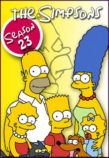Os Simpsons 23 Temporada