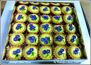 CHEESE TART ~ Set Hantaran