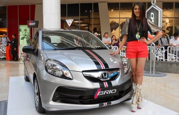 Gambar Modifikasi Mobil Honda Brio