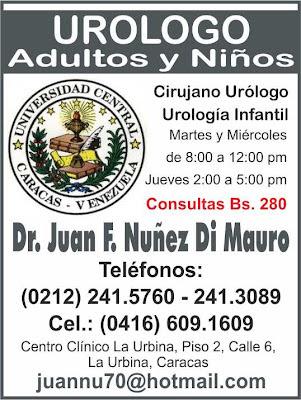 DR. JUAN F. N��EZ DI MAURO en Paginas Amarillas tu guia Comercial