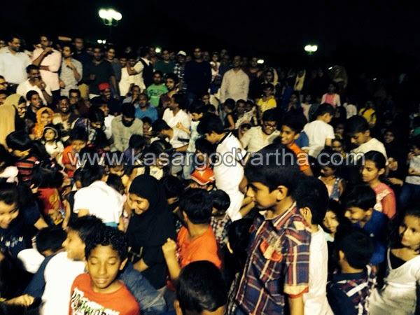 KMCC, Dubai, Dubai-KMCC, Family-meet, Gulf, Salam Kanyapadi, KMCC: Kasaragodans gathered in Mamzar park