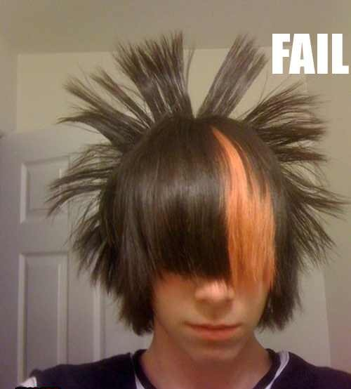 Hairstyle Video : Hairstyle Fail