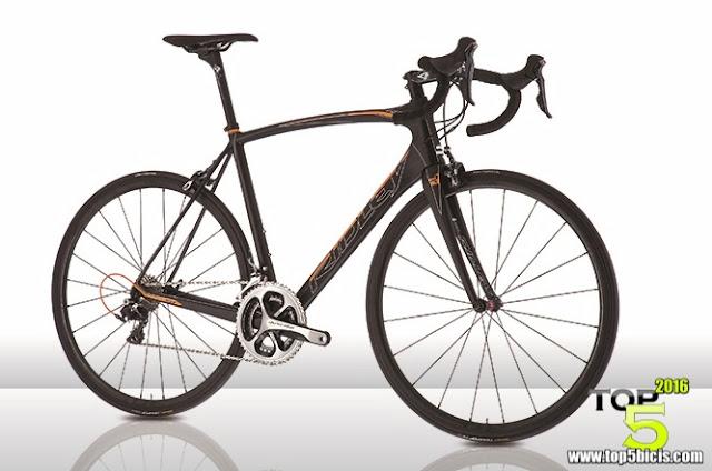 Ridlye Fenix SL 10, buena bici para el pave