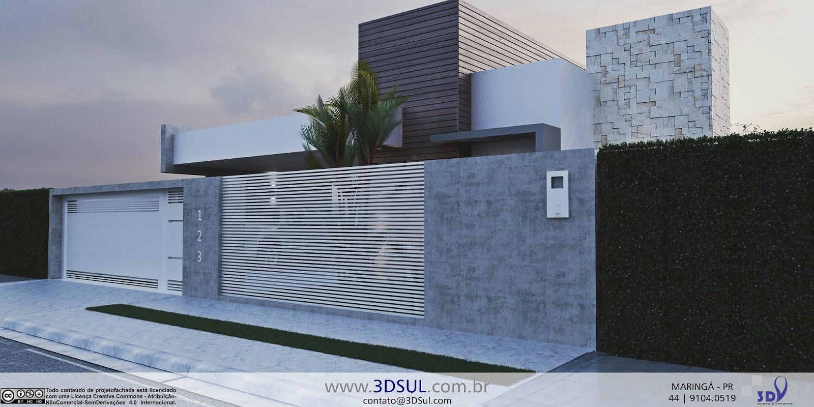 3dsul Maquete Eletr Nica 3d Projeto Arquitetonico 3d