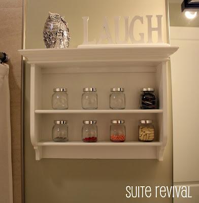 Suite revival bathroom tour