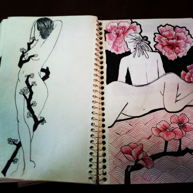 sketchbook journal