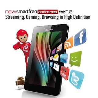 Harga Smartfren Andromax Tab 7.0 New