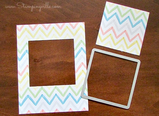 Squares Collection Framelit Dies by Stampin' Up!