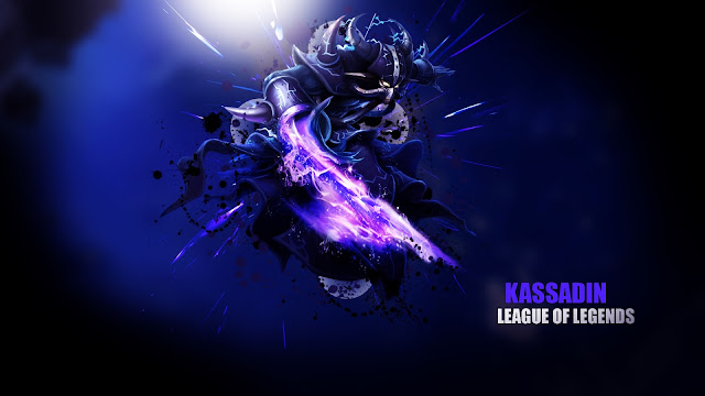 Kassadin in League of Legends