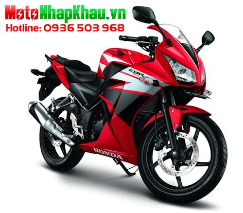 Honda CBR150R 2015 sắp về Việt Nam