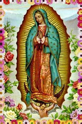 This Blog Is Dedicated to Our Lady in  Her Title of the Mystical Rose