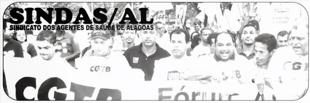 SINDAS/AL - SINDICATO DOS AGENTES DE SAÚDE DE ALAGOAS