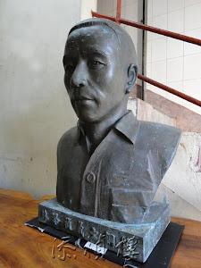 林添禎義士銅像
