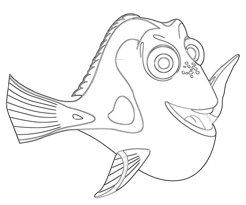 Ultraman Pages Coloring Printable Dory The Colouring Fish
