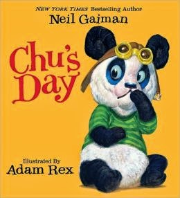 http://www.amazon.com/Chus-Day-Neil-Gaiman/dp/0062017810/ref=sr_1_1?s=books&ie=UTF8&qid=1395944258&sr=1-1&keywords=chu%27s+day