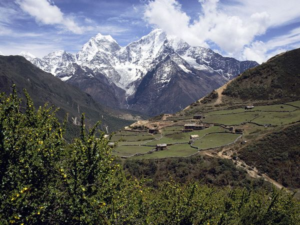Khumbu Valley, Nepal