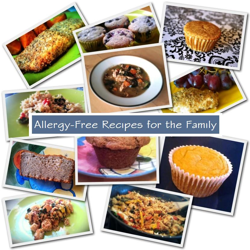 Allergy-Free Recipes