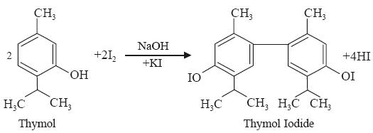 Thymol Iodide