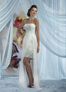 Vestidos de Novia Cortos, parte 4