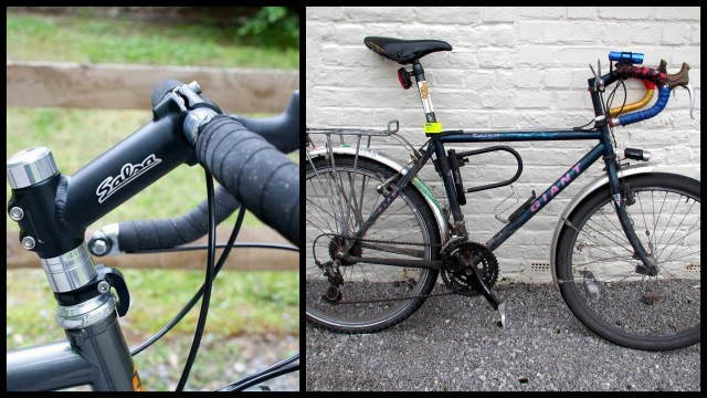 The Private Cyclist Stack Height A Visual Aural Exploration