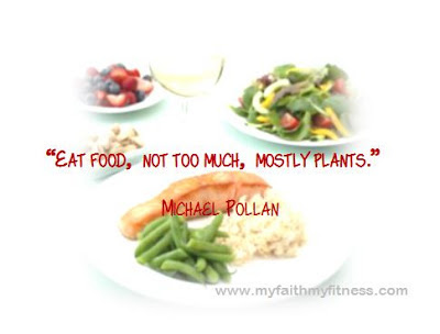 Healthy Eating in Seven Words