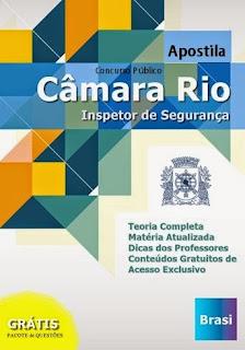 Apostila Assistente Técnico Legislativo CÂMARA MUNICIPAL DO RIO DE JANEIRO