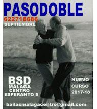 PASODOBLE EN BSD MÁLAGA CENTRO