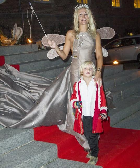 Caroline Fleming Mother, Entrepreneur of great living, Topmodel presenter and creator