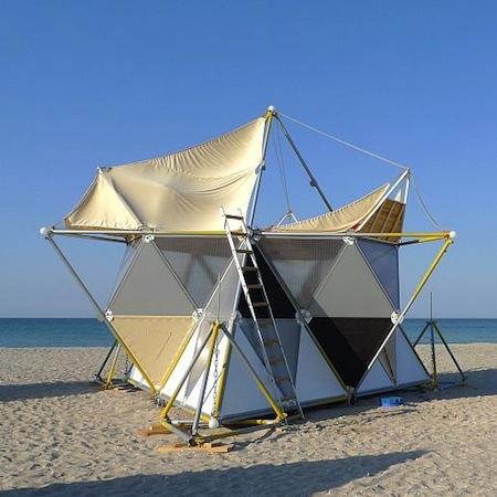 Vis le architecture urbanisme paysage patrimoine for Architecture nomade
