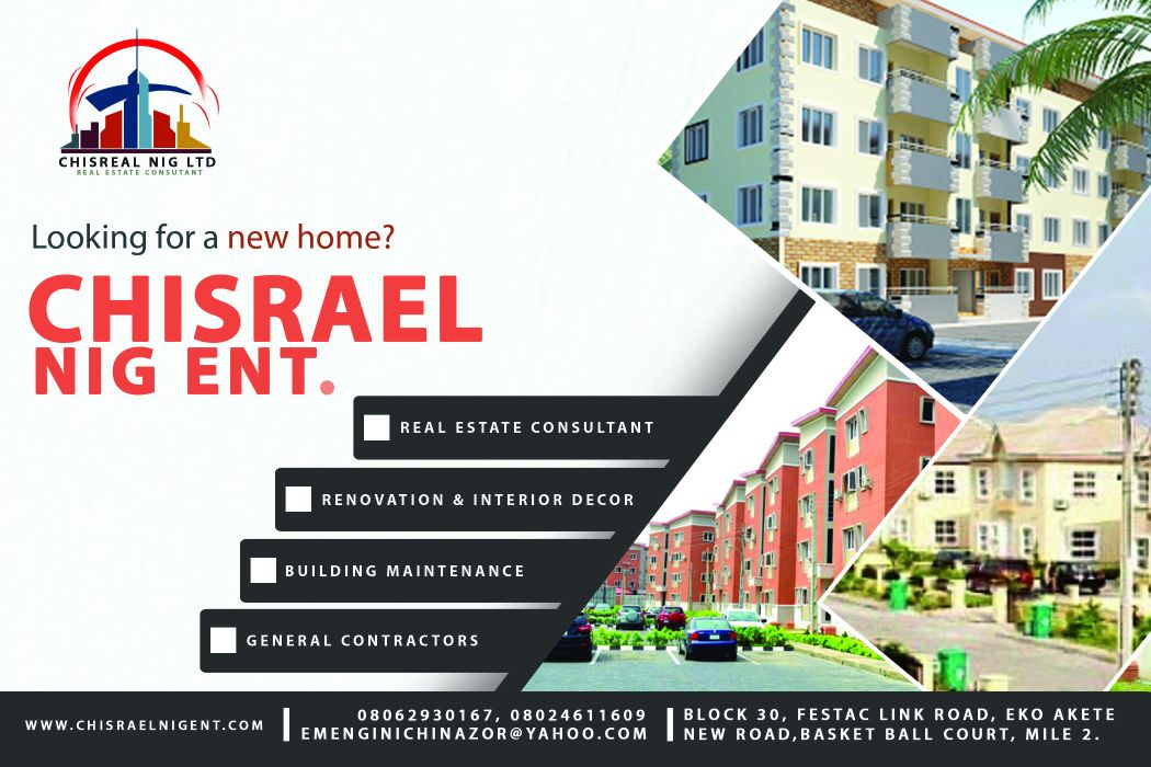 Buy Or Rent Affordable Homes In Lagos