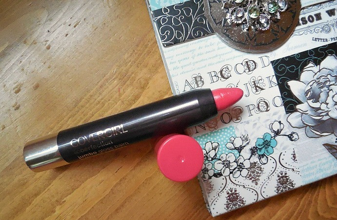 covergirl lip perfection jumbo gloss balm review