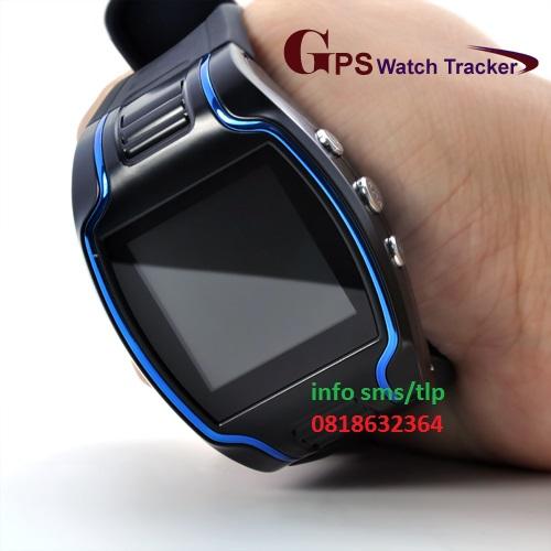 Jam Tangan HP Watch Phone GPS Tracking Type TK 109 Keren