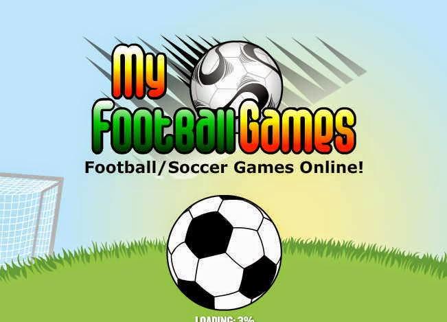 Game Online Pertandingan Sepak Bola