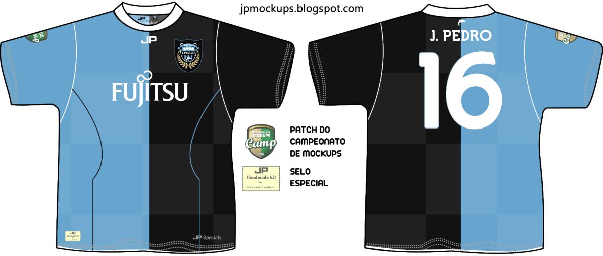 9e8921bb67 Campeonato de Mockups Camisetas de Futebol  Fevereiro 2011