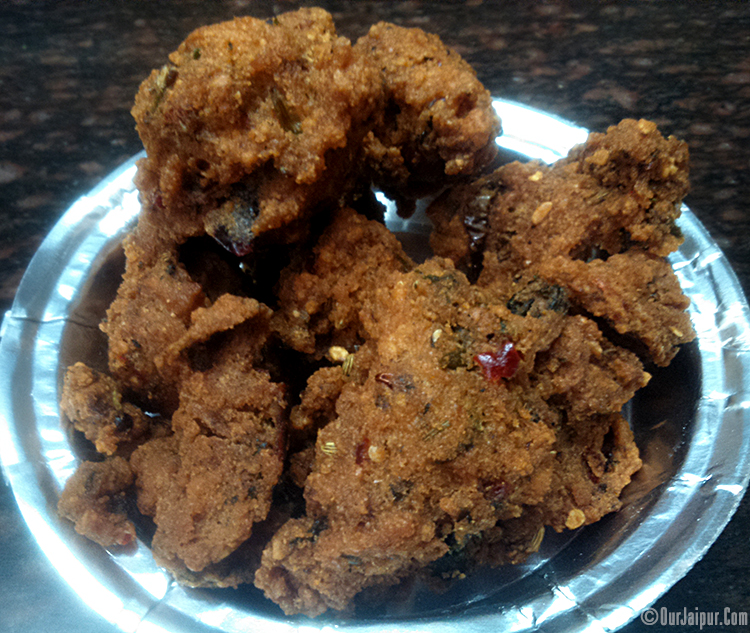 Best Dal ki Pakodi in World.