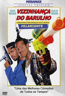 Filme Poster Vizinhança do Barulho DVDRip XviD & RMVB Dublado