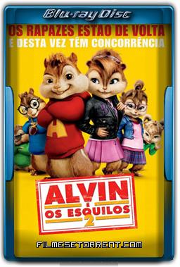 Alvin e os Esquilos 2 Torrent dublado